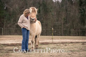 Julie & Marvin, Becca's sire.